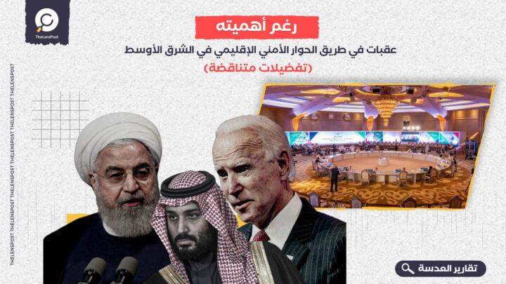 رغم أهميته.. عقبات في طريق الحوار الأمني الإقليمي في الشرق الأوسط