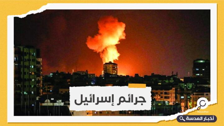 أردوغان ينتقد القصف الإسرائيلي على غزة