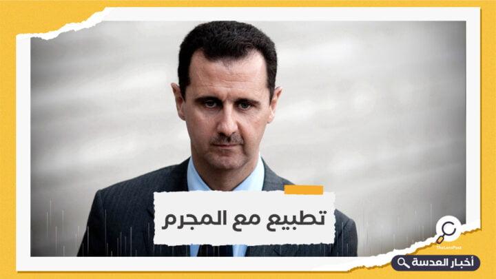 سلطان عُمان يبعث برقية تهنئة لبشار الأسد