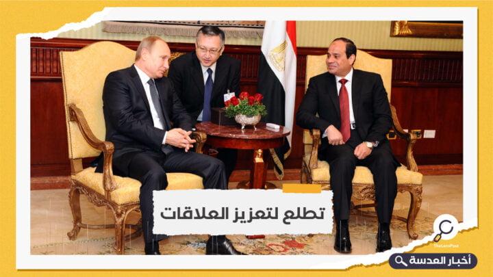 بعد توقفها جزئيًا.. اتفاق على استئناف حركة الطيران بشكل كامل بين مصر وروسيا