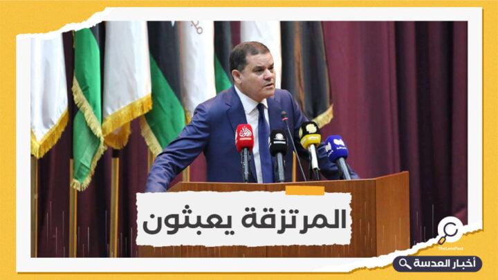 عبد الحميد دبيبة: هناك من يسعى لإشعال فتيل الحرب مجددًا