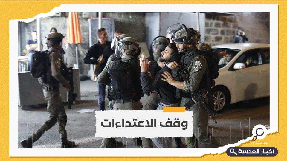 مصر والأردن يطالبان الكيان الصهيوني بوقف انتهاكاته في القدس