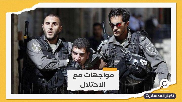قوات اسرائيلية خاصة تختطف 4 شباب في القدس المحتلة