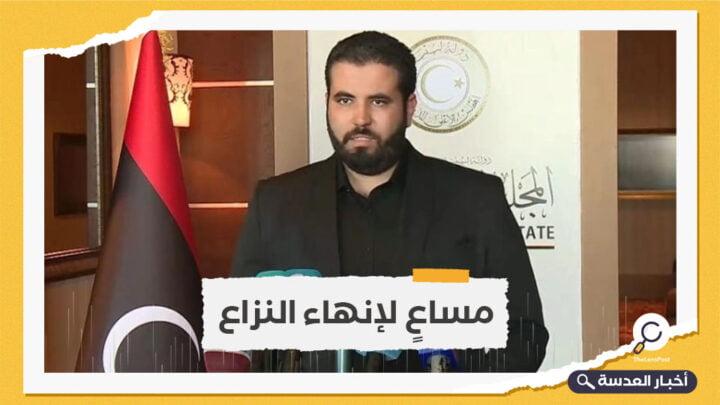 """ليبيا.. تسليم قوائم المرشحين للمناصب السيادية لـ """"الأعلى للدولة"""""""