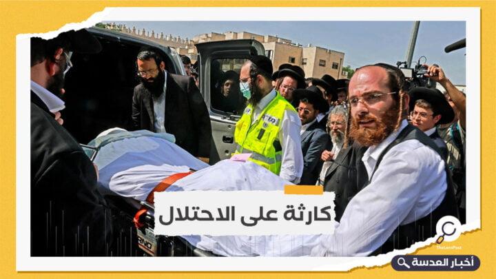 44 قتيلًا ومئات الجرحى بانهيار جسر أثناء مهرجان يهودي
