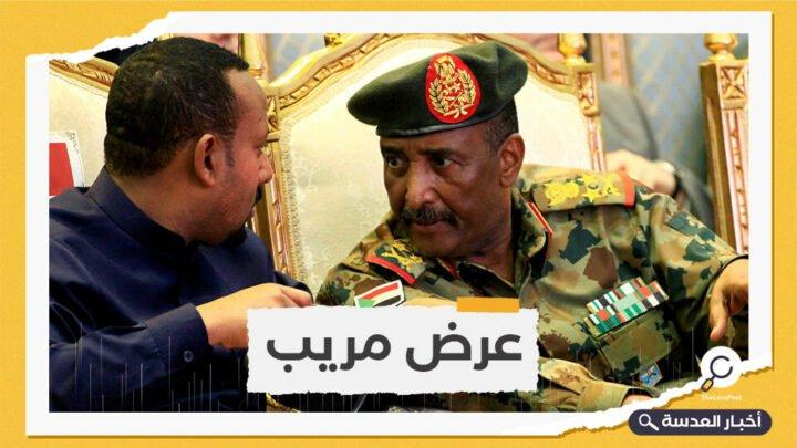 السودان تنتقد عرضًا إثيوبيًا لها بشأن سد النهضة