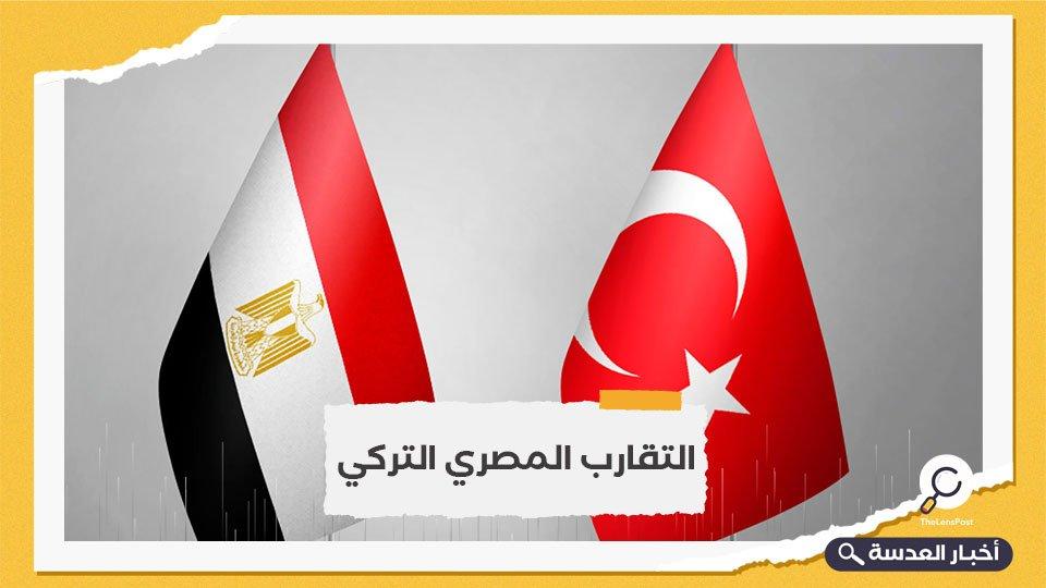 حماس ترحب بالتقارب المصري التركي