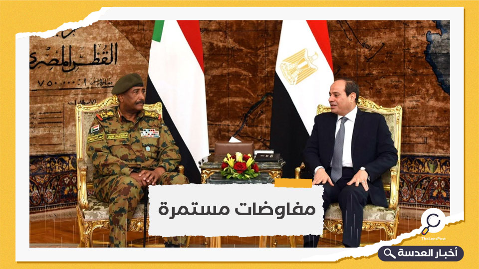 مصر والسودان يشاركان في مباحثات جديدة حول سد النهضة