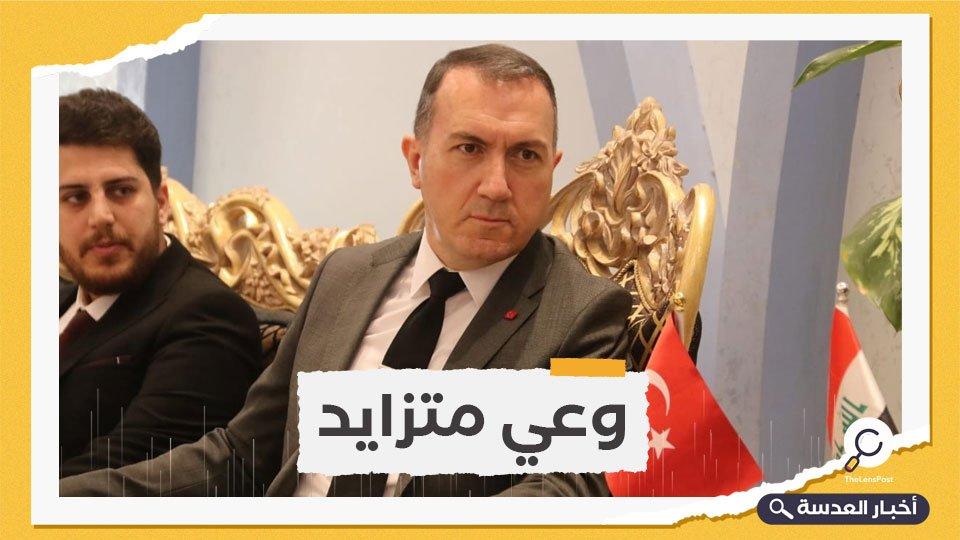 """تركيا: أربيل باتت تدرك خطورة """"بي كا كا"""""""