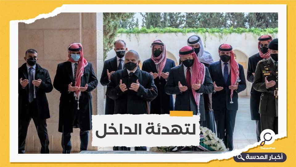 الأمير حمزة يظهر لأول مرة برفقة ملك الأردن منذ الأزمة