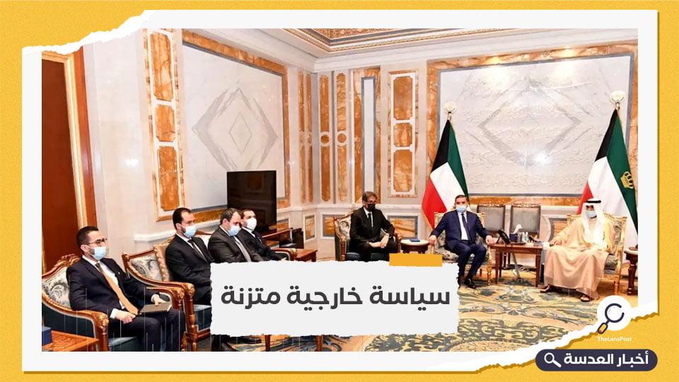 رئيس الحكومة الليبية في الكويت في مستهل جولة خليجية