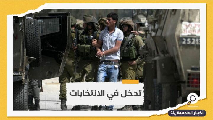 جيش الاحتلال يعتقل 25 فلسطينيًا في الضفة الغربية