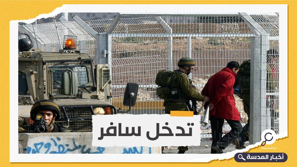 """جيش الاحتلال يعتقل مرشحًا من حركة """"حماس"""" في رام الله"""