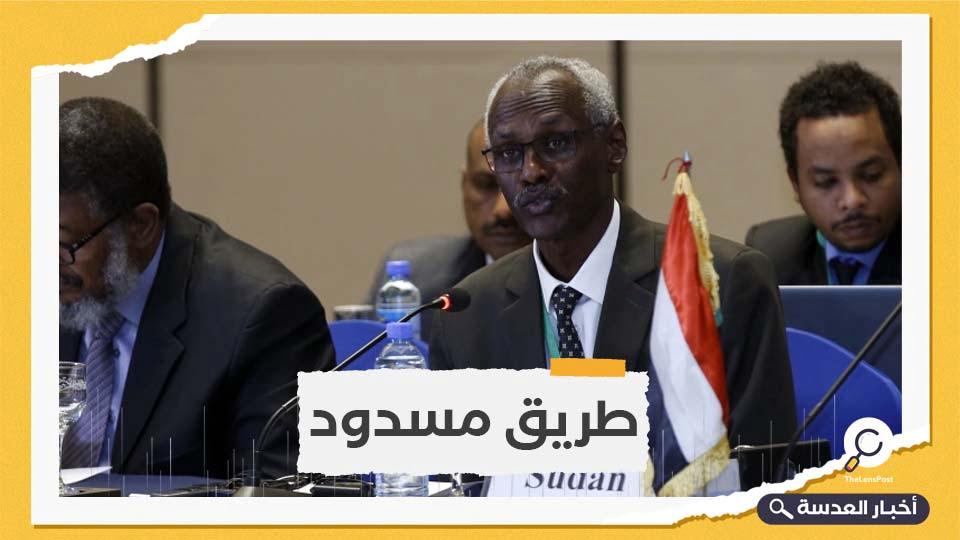السودان يدعو لاتفاق عاجل حول سد النهضة