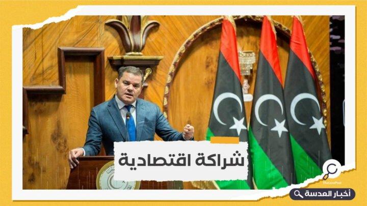 رئيس الوزراء الليبي يدعو المستثمرين الأتراك للعمل في كل مدن ليبيا