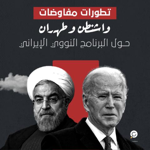 تعرف على تطورات مفاوضات واشنطن وطهران حول البرنامج النووي الإيراني👇