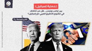 بين ترامب وبايدن... هل من اختلاف في مشروع التطبيع العربي مع إسرائيل؟