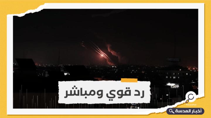 حماس: لن تراجع عن معادلة القصف بالقصف