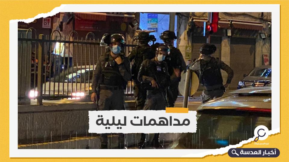 جيش الاحتلال يعتقل 23 فلسطينيًا في الضفة الغربية