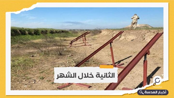 العراق.. تفكيك منصة صواريخ كانت ستستخدم في استهداف مطار بغداد