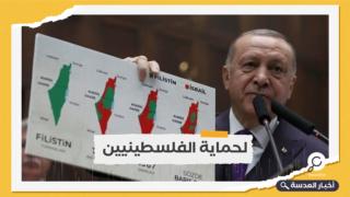 أردوغان: يجب تلقين إسرائيل درسًا رادعًا