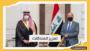 الأمير بن سلمان في زيارة رسمية للعراق