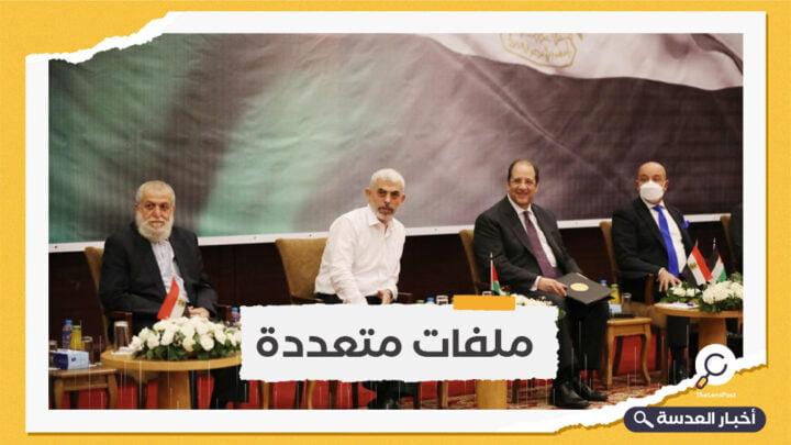 حماس تكشف تفاصيل اللقاء مع مدير المخابرات المصرية