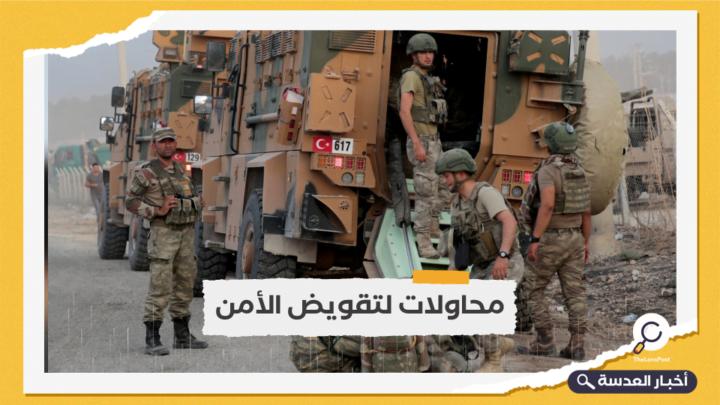تركيا ترسل تعزيزات إلى نقاطها العسكرية في إدلب السورية