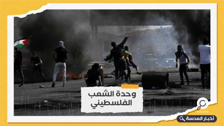 فلسطين.. إضراب شامل ويوم غضب غدًا الثلاثاء