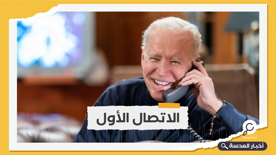 السيسي: أشعر بسعادة بالغة بمكالمة بايدن الهاتفية