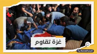 24 شهيدًا في قصف للاحتلال على 130 موقعًا بغزة