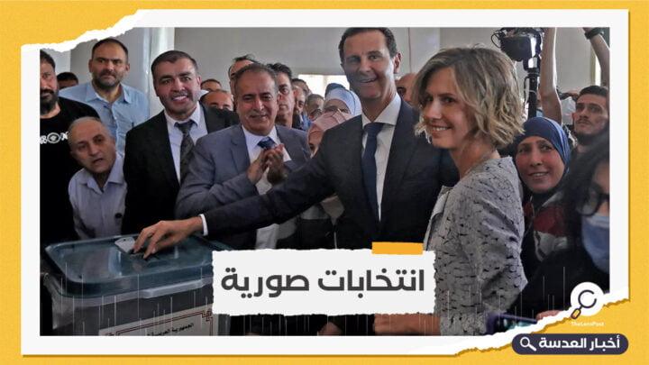 واشنطن: انتخابات الأسد إهانة للشعب السوري