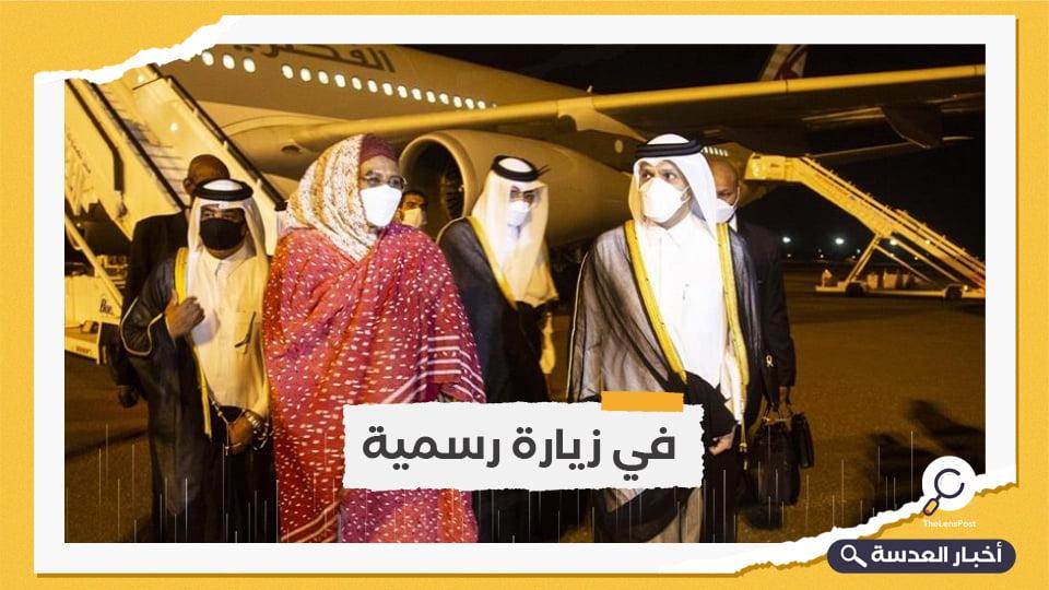وزير الخارجية القطري يؤكد دعم بلاده للسودان في قضية سد النهضة