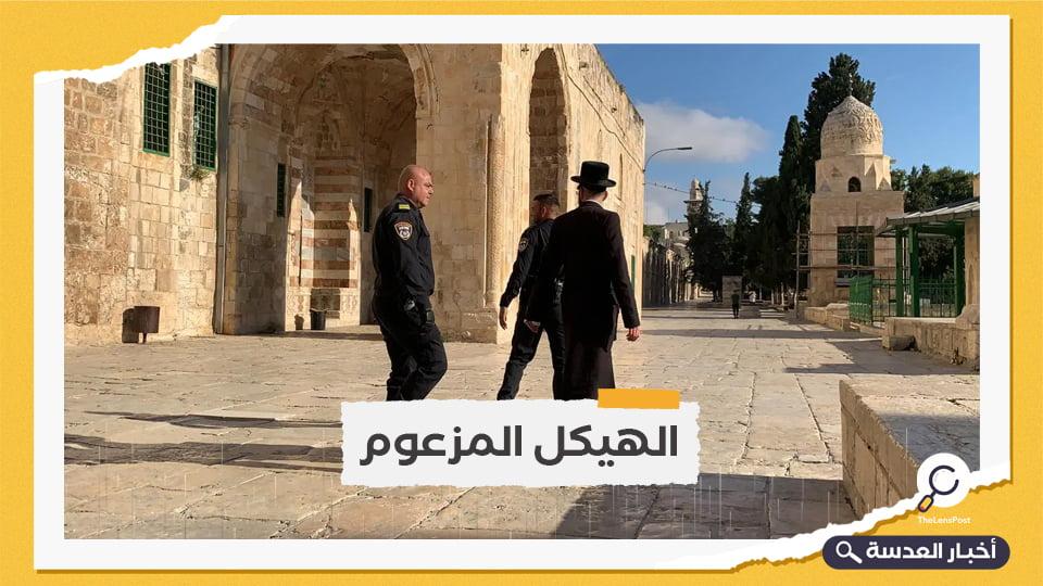 فلسطين تحذر من دعوات هدم الأقصى.. والمستوطنون يقتحمونه مرة أخرى