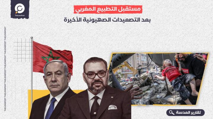 مستقبل التطبيع المغربي بعد التصعيدات الصهيونية الأخيرة