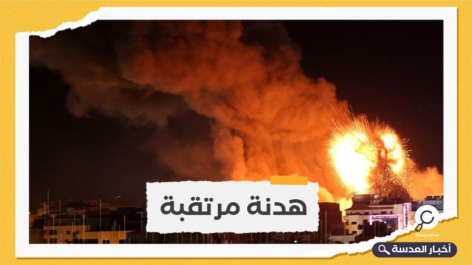 قناة عبرية: وقف مرتقب لإطلاق النار، وتكثيف للأعمال العسكرية خلال الساعات القادمة