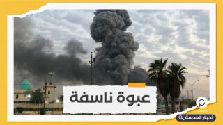 إصابة 4 جنود بانفجار شمالي العراق