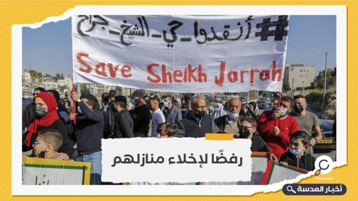 10 إصابات في صفوف أهالي الشيخ جراح إثر اعتداءات الاحتلال