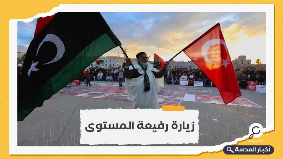ليبيا حريصة على إقامة علاقات وشراكات مع تركيا