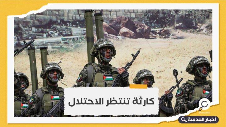 """حماس تهدد: الحرب البريّة بغزة ستُغير """"ميزان الصراع"""""""
