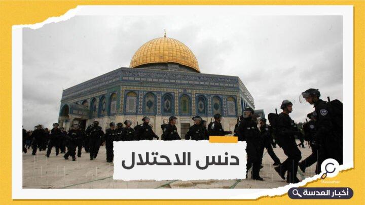 20 اقتحامًا إسرائيليًا للمسجد الأقصى خلال أبريل