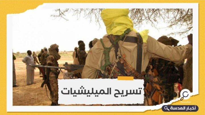 بحث سحب مرتزقة تشاد والسودان من ليبيا