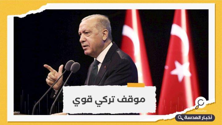 أردوغان: إسرائيل دولة إرهابية.. ويجب اتخاذ خطوات فعالة ضدها