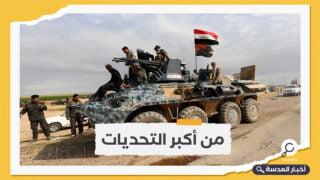 العراق يرسل تعزيزات عسكرية إلى الحدود مع سوريا