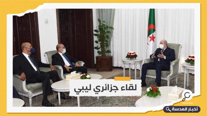 الجزائر تبدي استعدادها لاستضافة لقاءات المصالحة الليبية