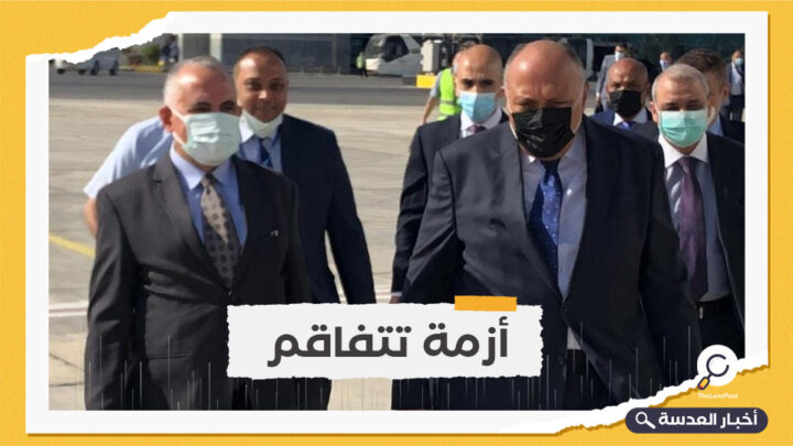 مصر.. وزيرا الخارجية والري إلى السودان لبحث أزمة السد