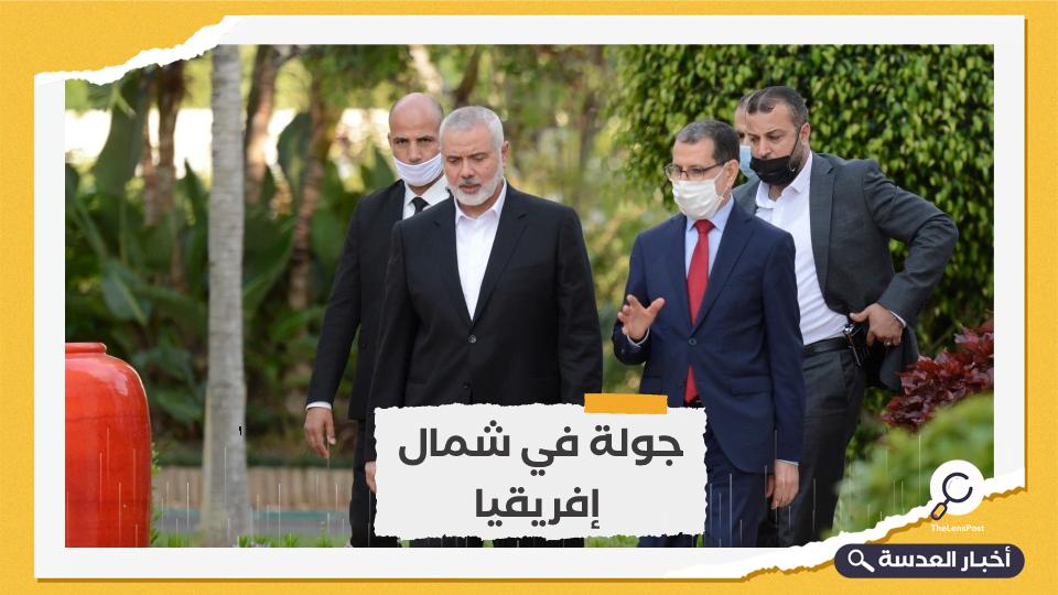 """""""حماس"""" تطلب زيارة وفد قيادي منها للجزائر"""