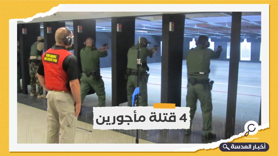 أفراد من فريق اغتيال خاشقجي تلقوا تدريبات في أمريكا