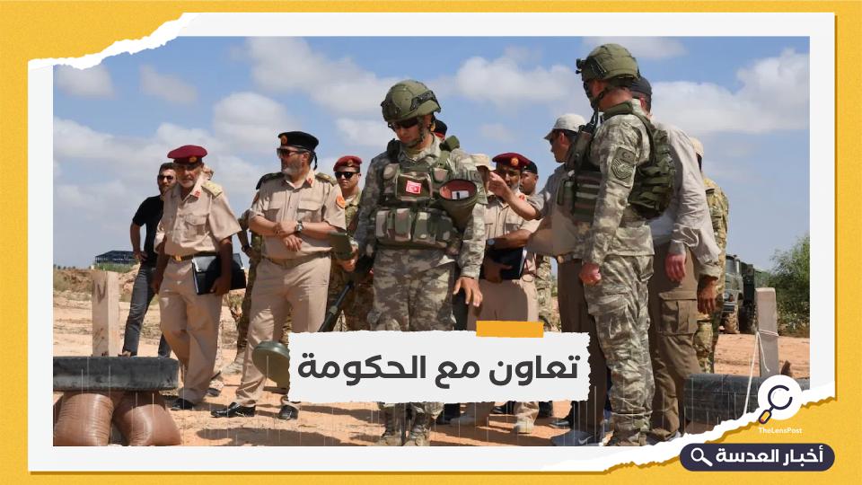 تركيا ترفض مساواة خبرائها في ليبيا بالمرتزقة
