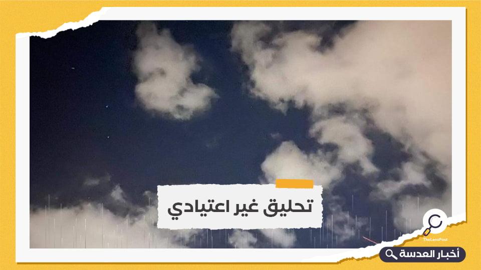 المقاومة تُطلق النار تجاه طائرات إسرائيلية مُسيّرة دخلت سماء غزة